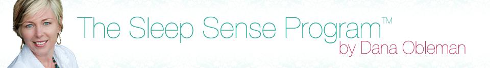 The Sleep Sense Program by Dana Obleman