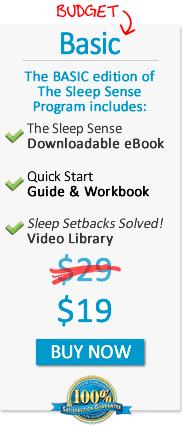 Special Offer: Sleep Sense Basic Plan